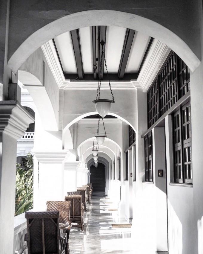 RAFFLES HOTEL -SINGAPORE