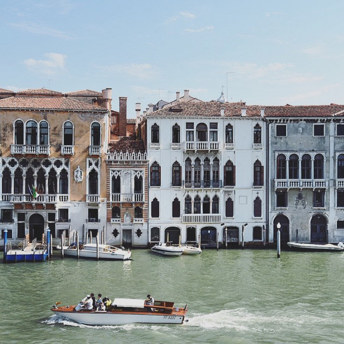 MY GUIDE TO EXTRAVAGANT EATING IN VENICE