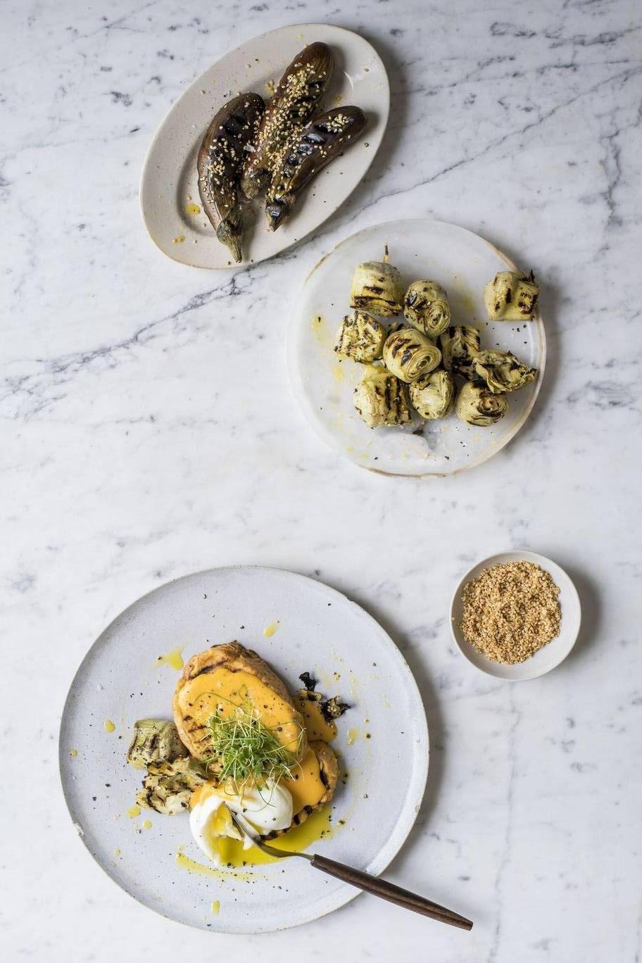 Evening standard: the ultimate indulgent veggie weekend brunch