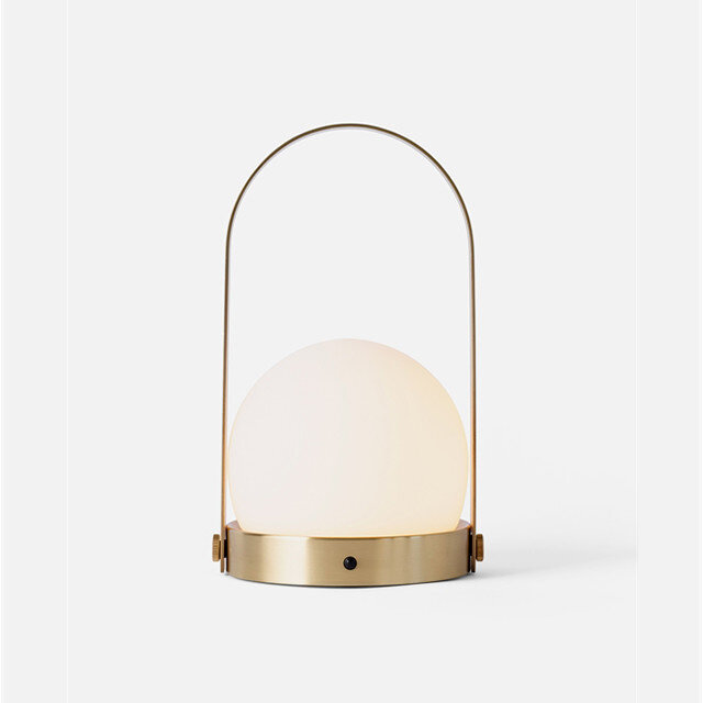 i love how flexible this lamp is and it looks great on the wall or a table. I literally carry it room to room