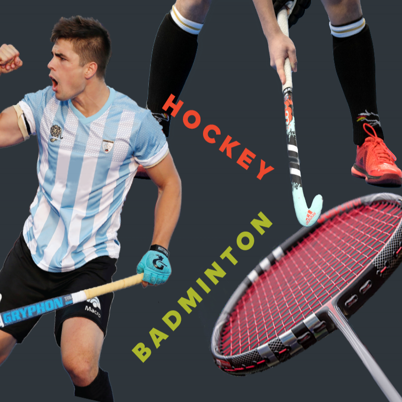RETAIL - Online Retail stores in Hockey and Badminton