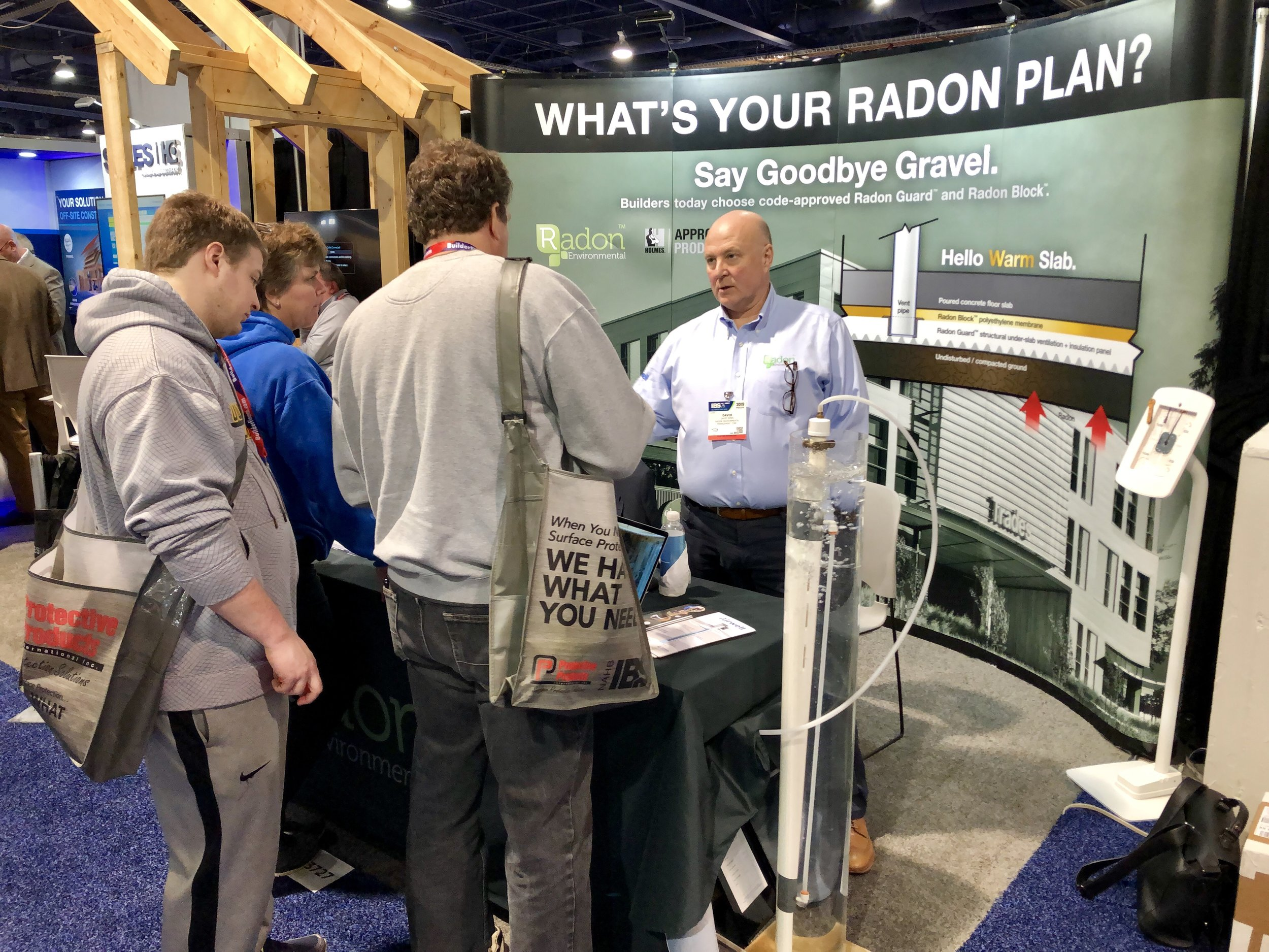 IBS 2019 - Day 1