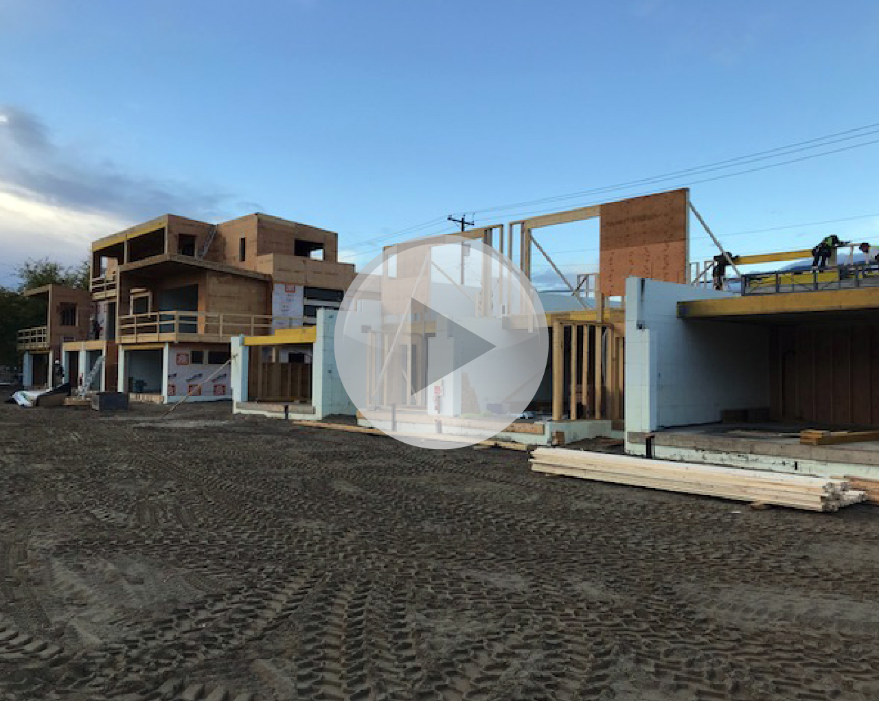 Oliver Landing housing complex installs Radon Guard.