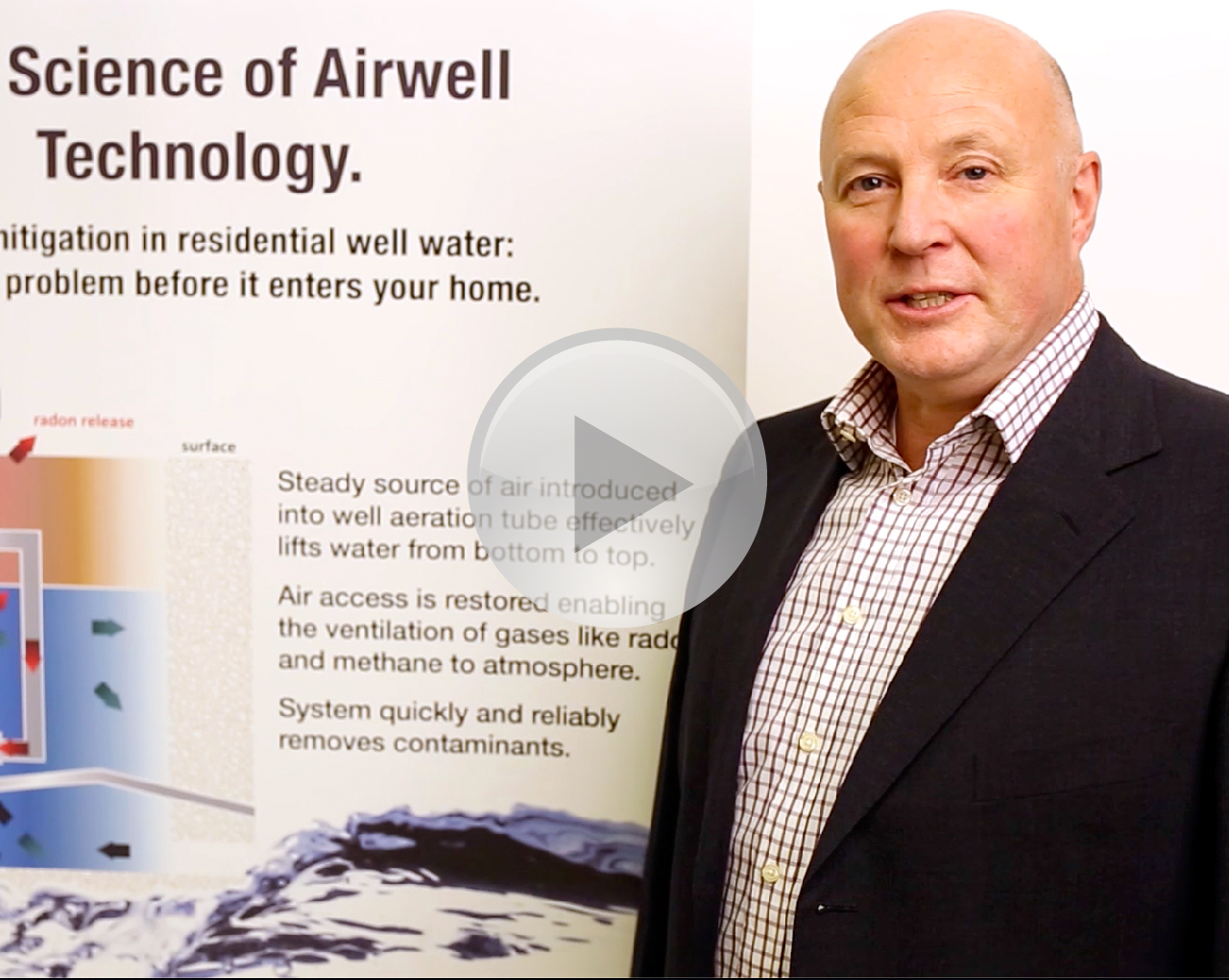 Discover the science of Airwell technology with David Innes.