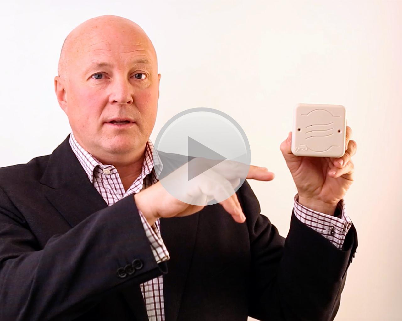 David Innes explains the features of Radostat on-demand mitigation.