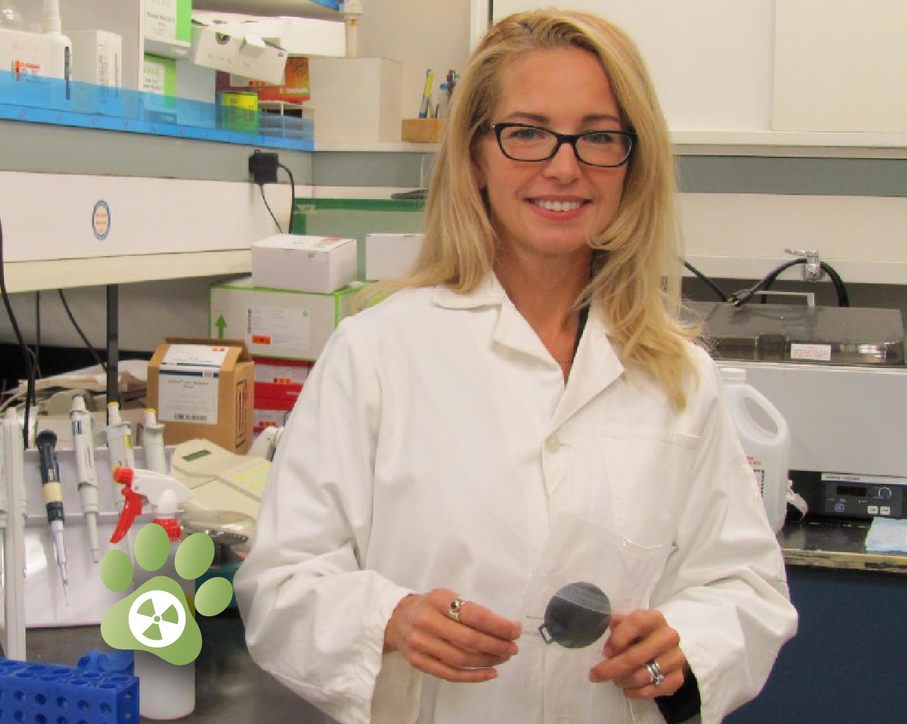 Anne-Marie Nicol, PhD,  SFU  health sciences professor.