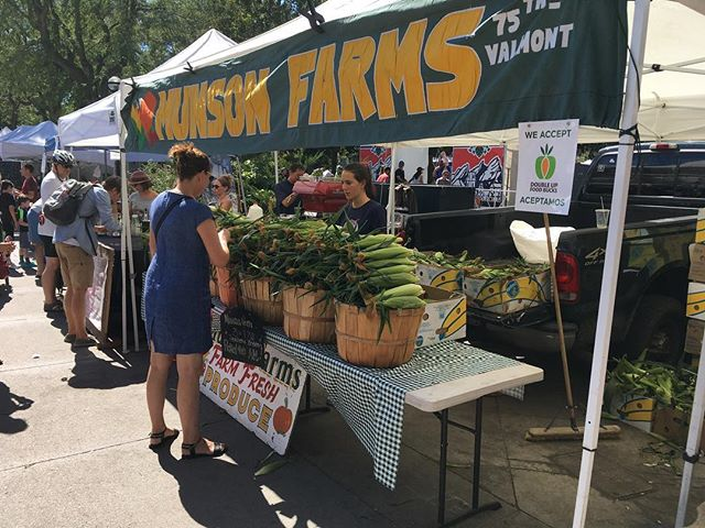 Today is most likely the last day we bring corn to farmers market, come get yours before we run out! @boulderfarmersmarket #munsonfarmsboulder #shoplocal #bcfm