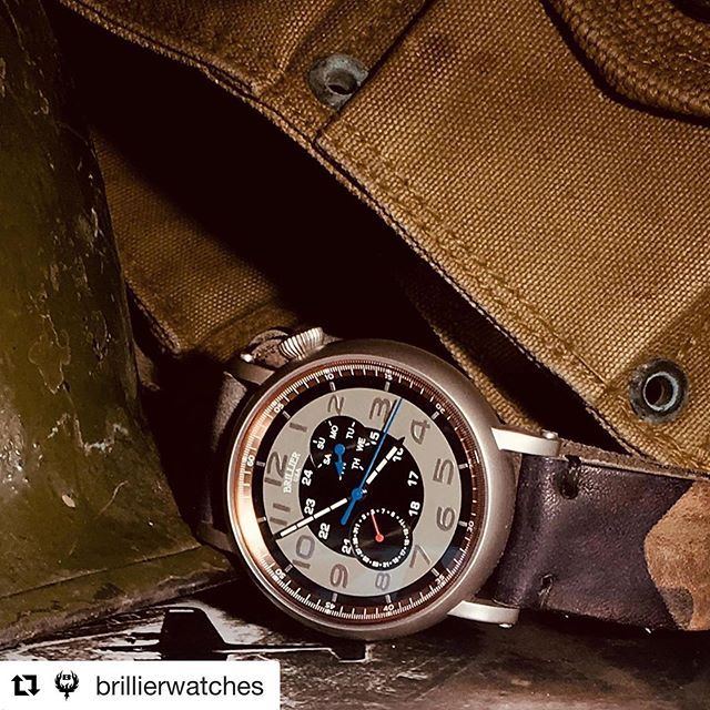 Memorial Day 2019  #Repost @brillierwatches ・・・ Honoring those who fight for our freedom every day. Happy Memorial Day 2019. #Brillier #FTS #Ameriquartz #New #memorialday #Americana #chapter3 #comingsoon
