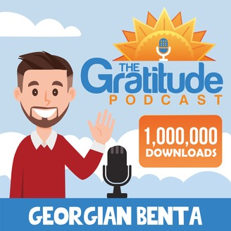 I had the pleasure to talk about gratitude and self love with Georgian Benta! I am so grateful for the opportunity to share my story on this platform as gratitude is so important! - I hope you all enjoy the show as much as I did recording it!