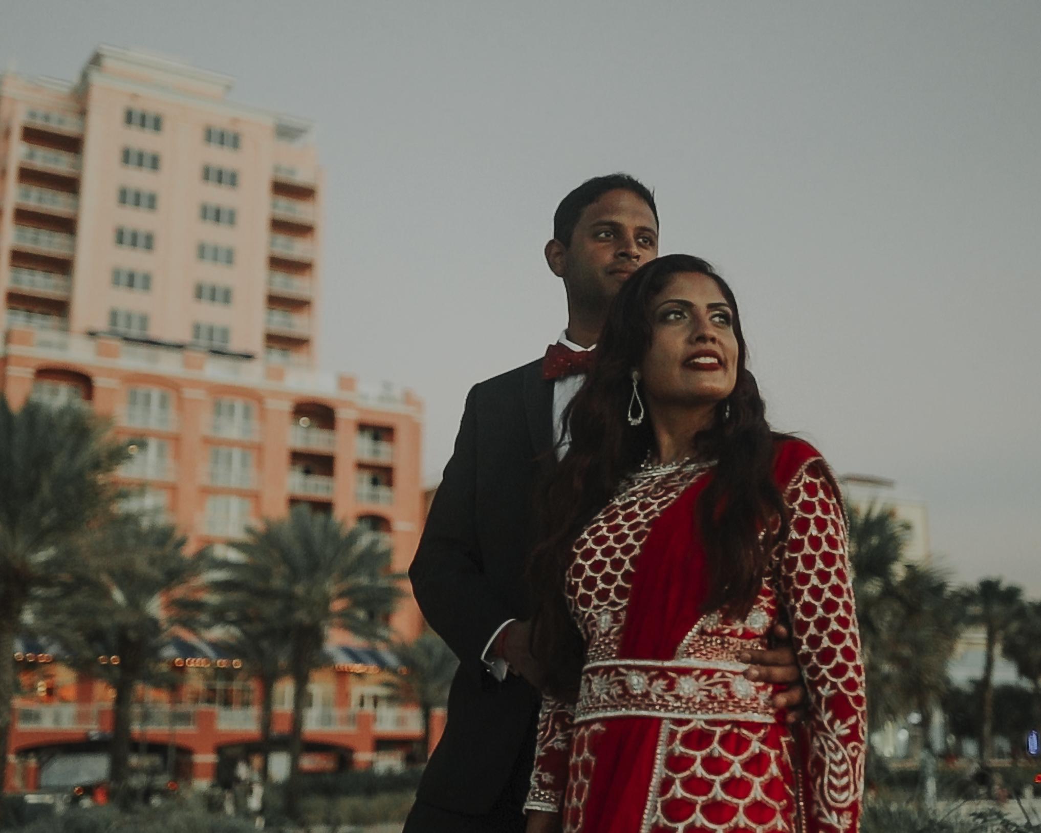 Sarika & Shivan -