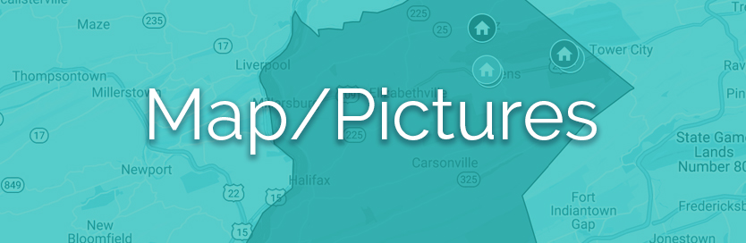 Maps/Pictures button