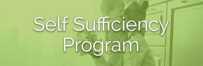 Self Sufficiency button