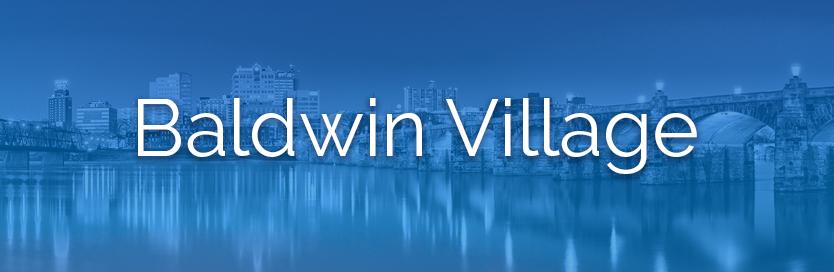baldwin village button