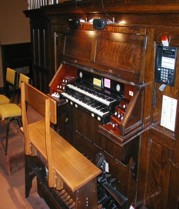Felgemaker Pipe Organ 1910