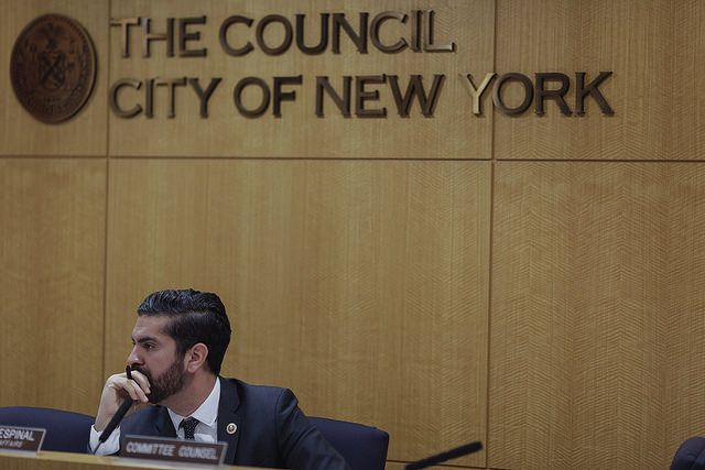 POLITICO: Meet the Only Member of the New York City Council Endorsing Bernie Sanders