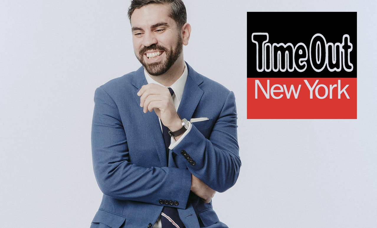 Rafael Named Time Out New York's New Yorker of the Year 2017