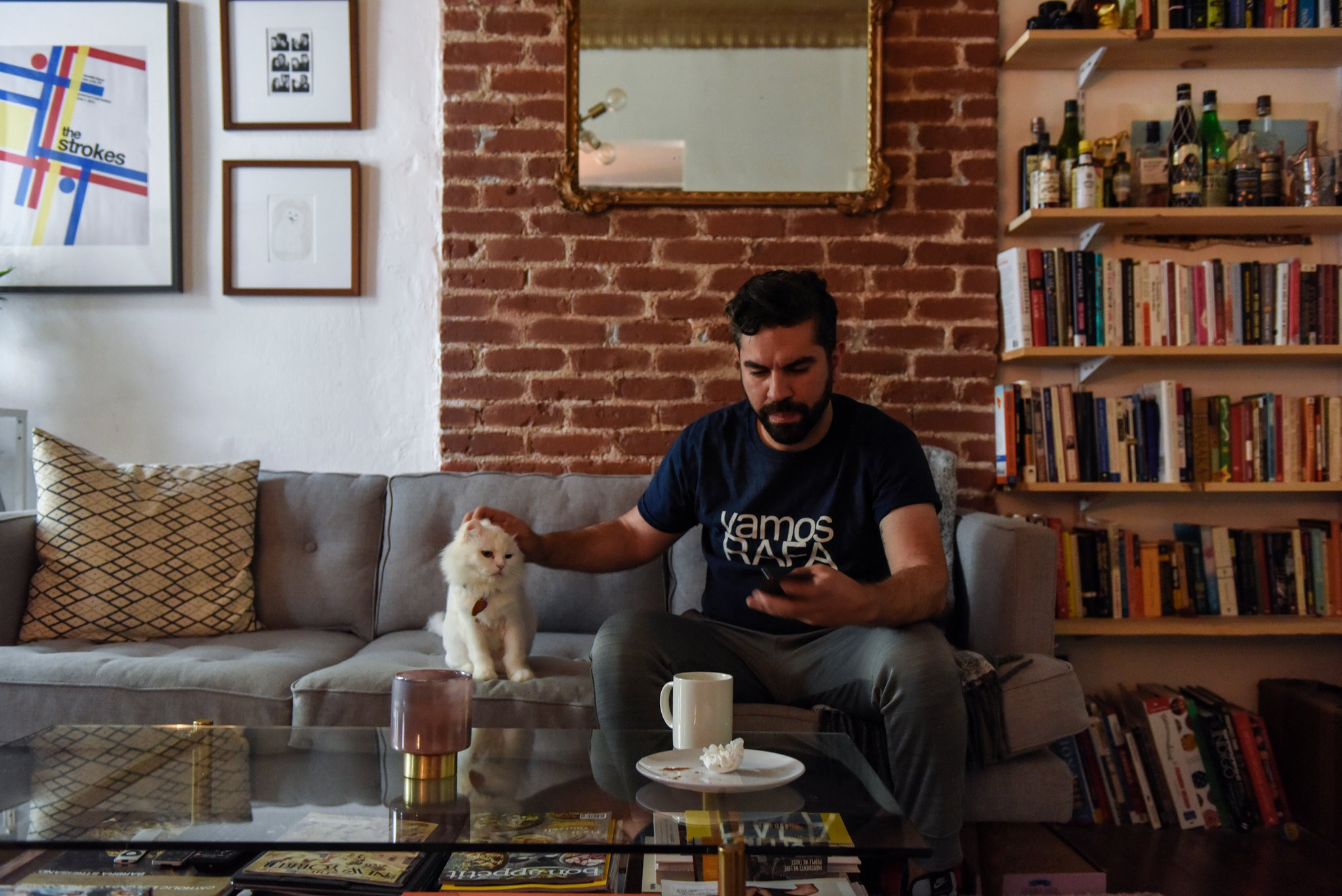 New York Times:    How Rafael Espinal, Brooklyn Councilman and Public Advocate Candidate, Spends His Sundays  -