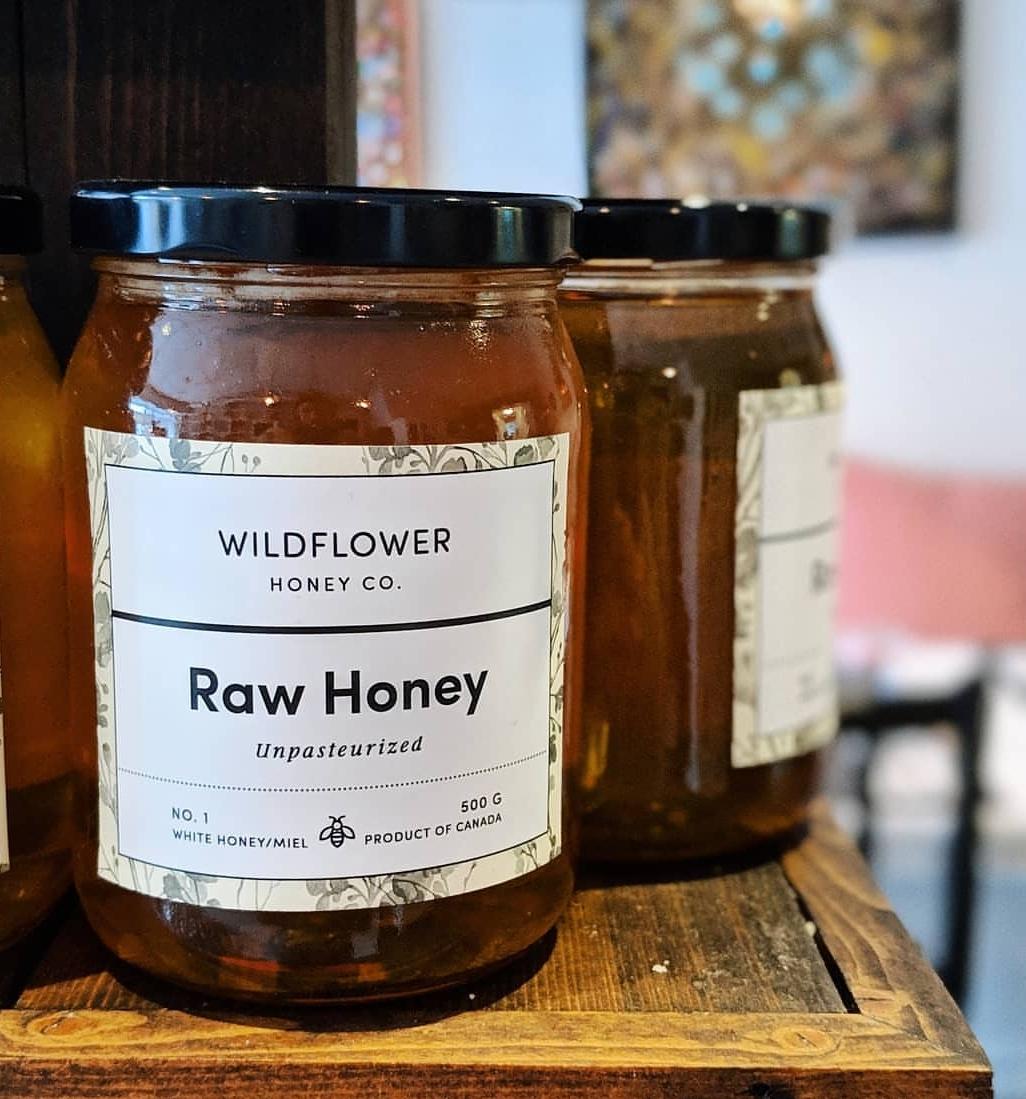 WILDFLOWER HONEY CO. (SUN.)