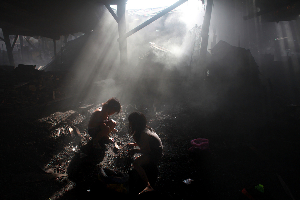 CHarcoal kids of Ulingan -