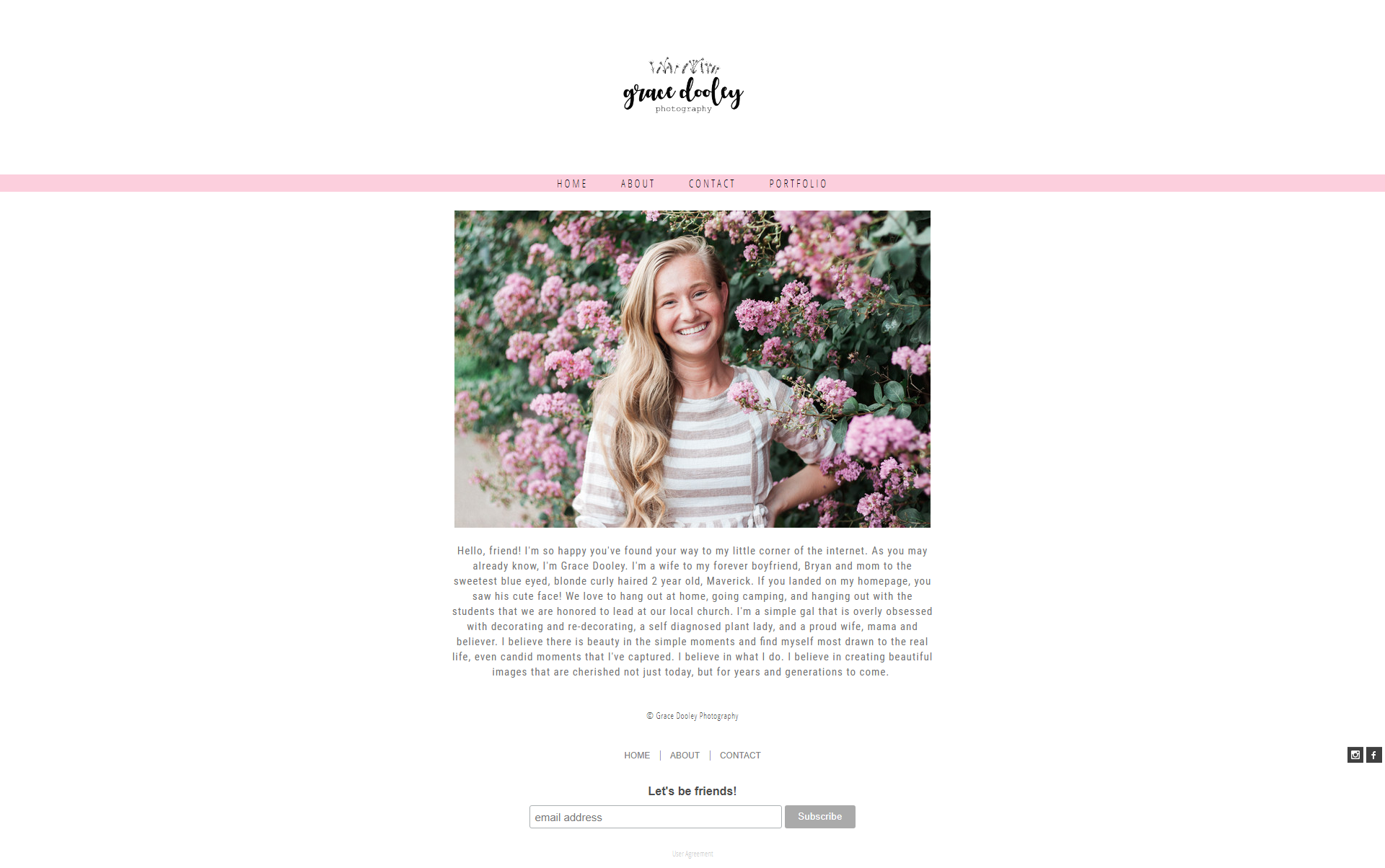 Grace Dooley Photography - Zenfolio