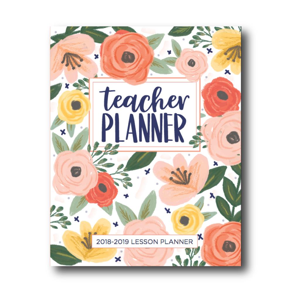 Teacher Planner: 2018-2019