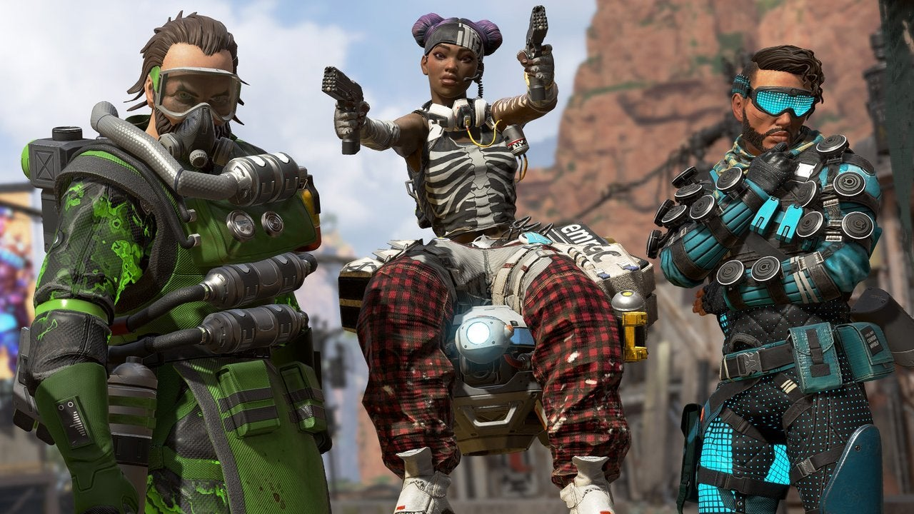 WHAT WE WANT TO SEE APEX LEGENDS DO TO STAY ON TOP - February 21, 2019