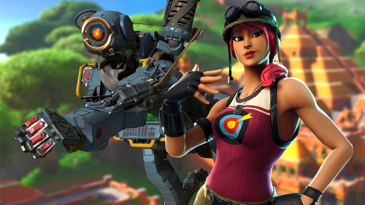FORTNITE VS. APEX LEGENDS: WHICH BATTLE ROYALE IS RIGHT FOR YOU? - March 6, 2019