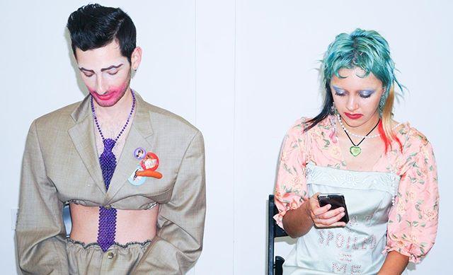 """Socializing."" Digital Collab x @mlaed  2019."