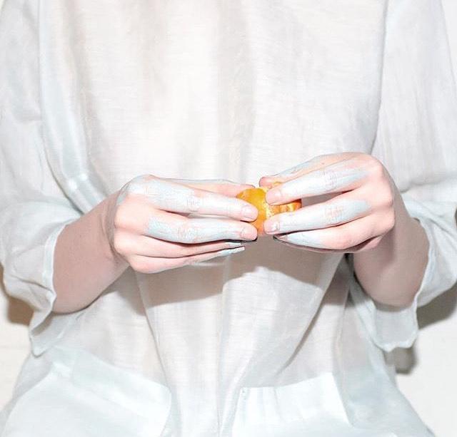 Oranges & Paint