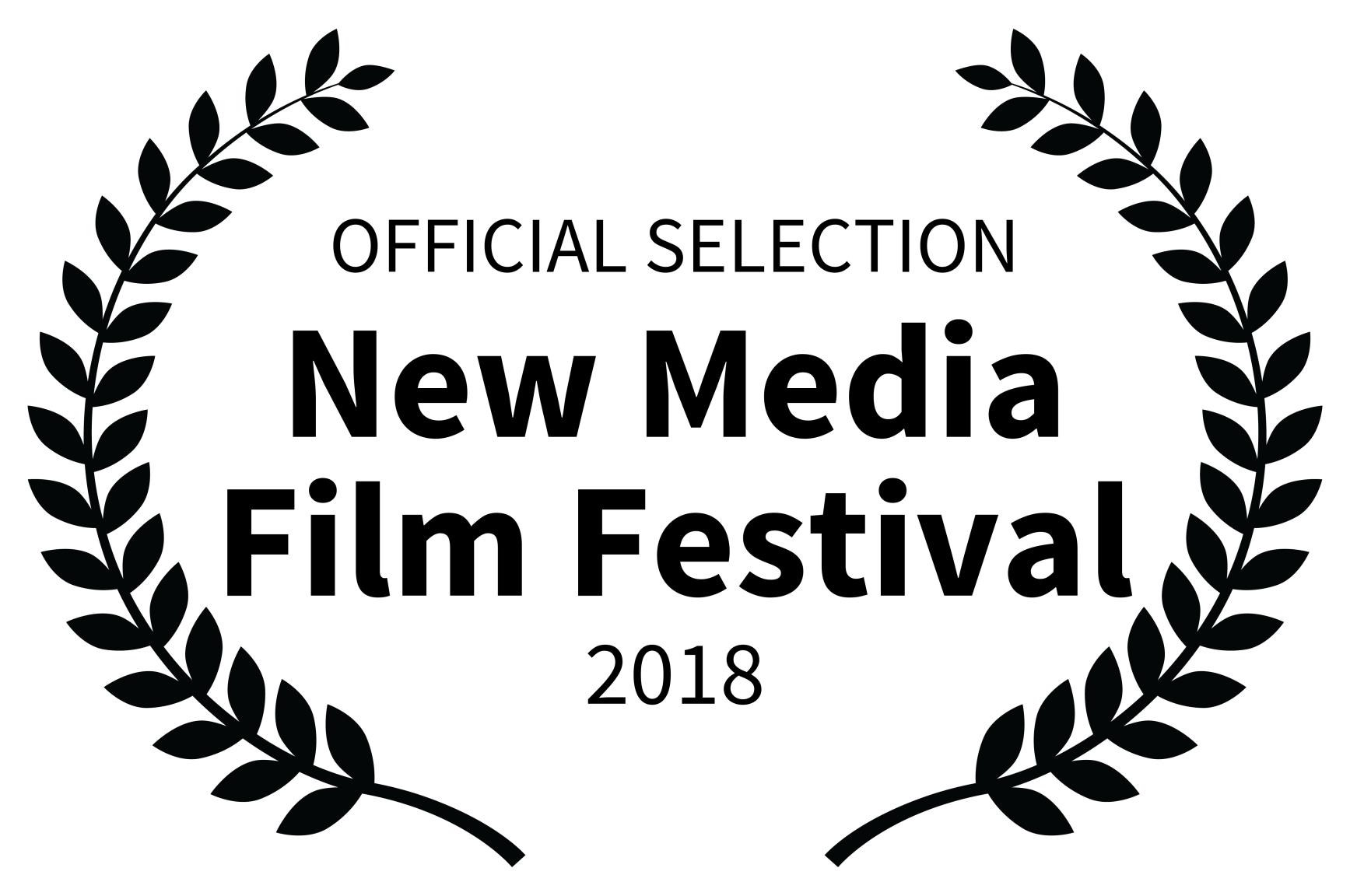 OFFICIAL SELECTION - New Media Film Festival - 2018.png
