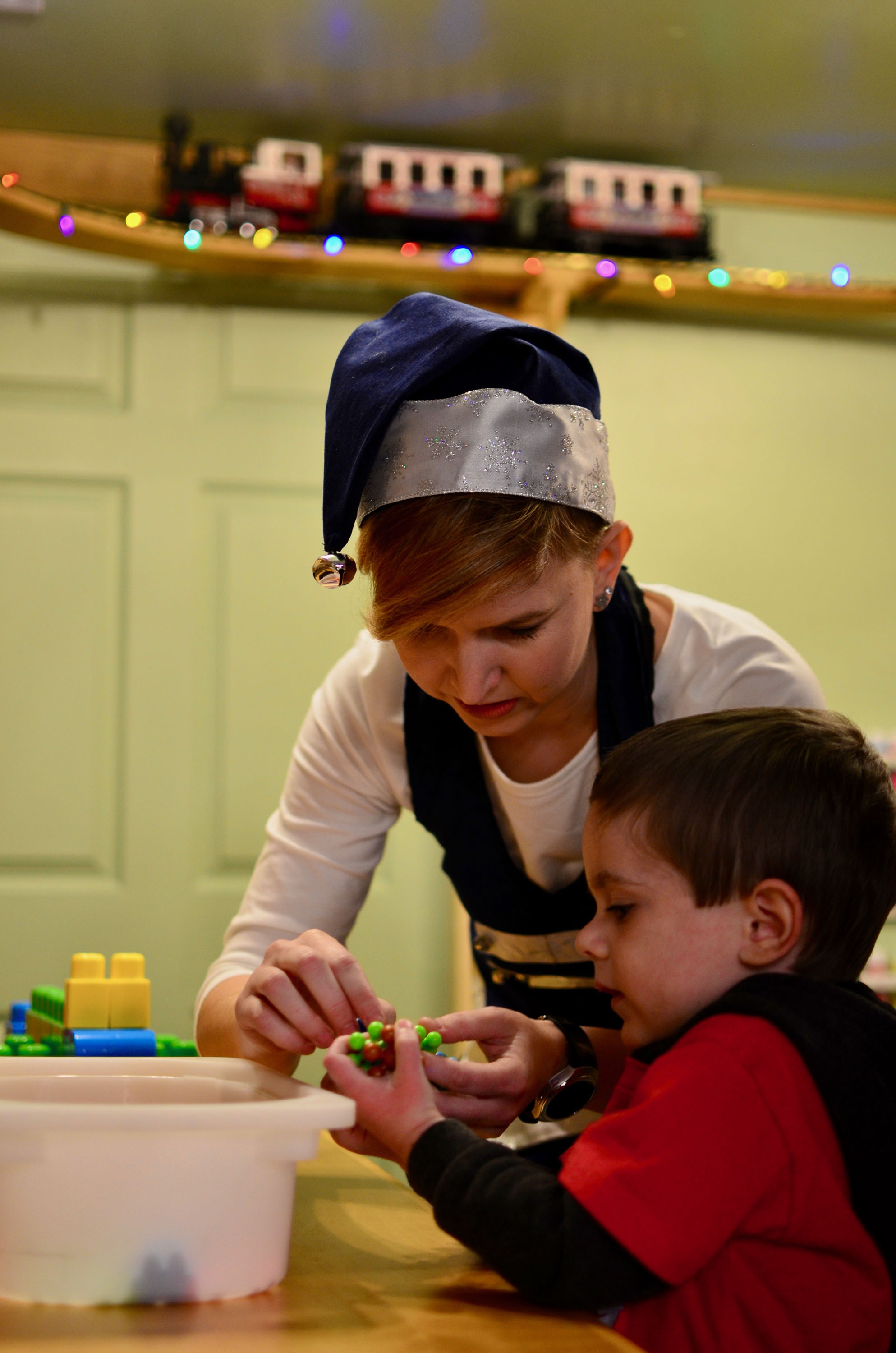 Our Mission - To provide Christmas experiences 365 days a year for children and their families who are battling life threatening illnesses.