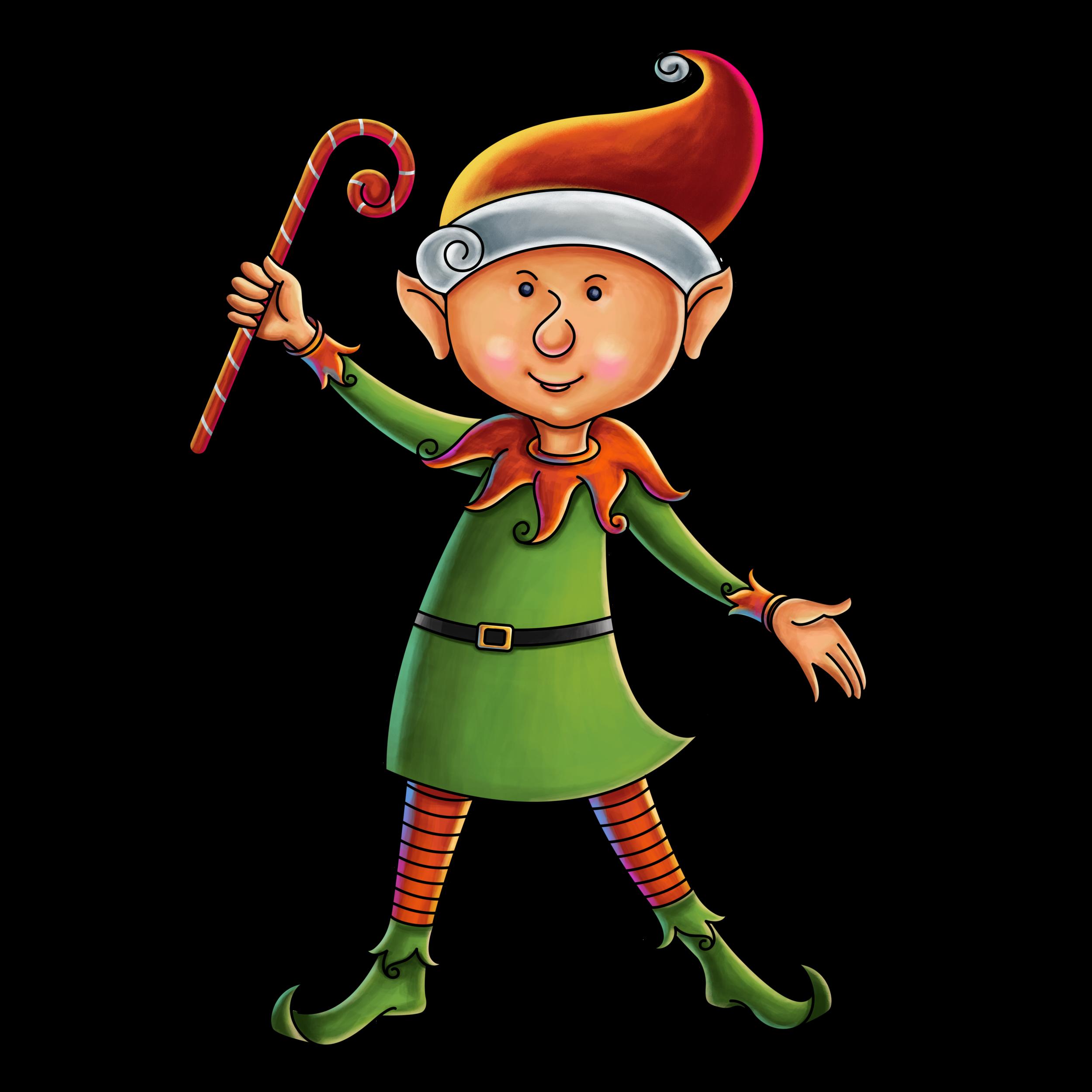 Become an Elf