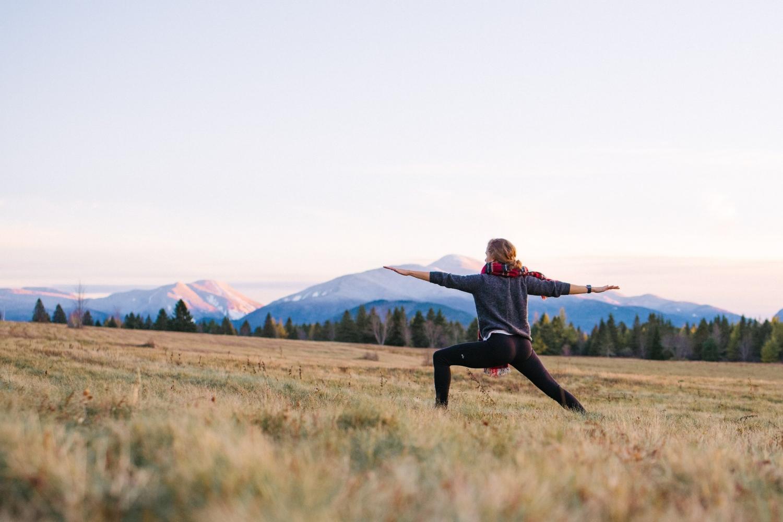 Anna Izzo - Yoga Instructor + Social Media Guru/Manager