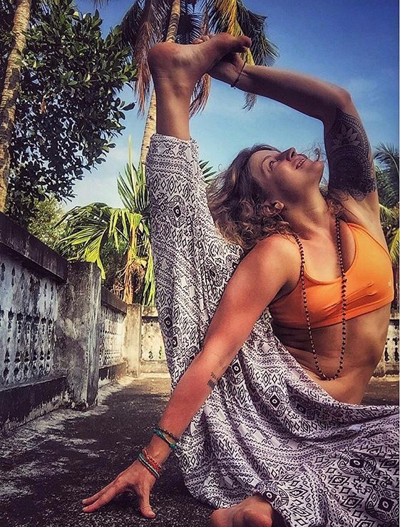 Rachel Henrich - Yoga Instructor