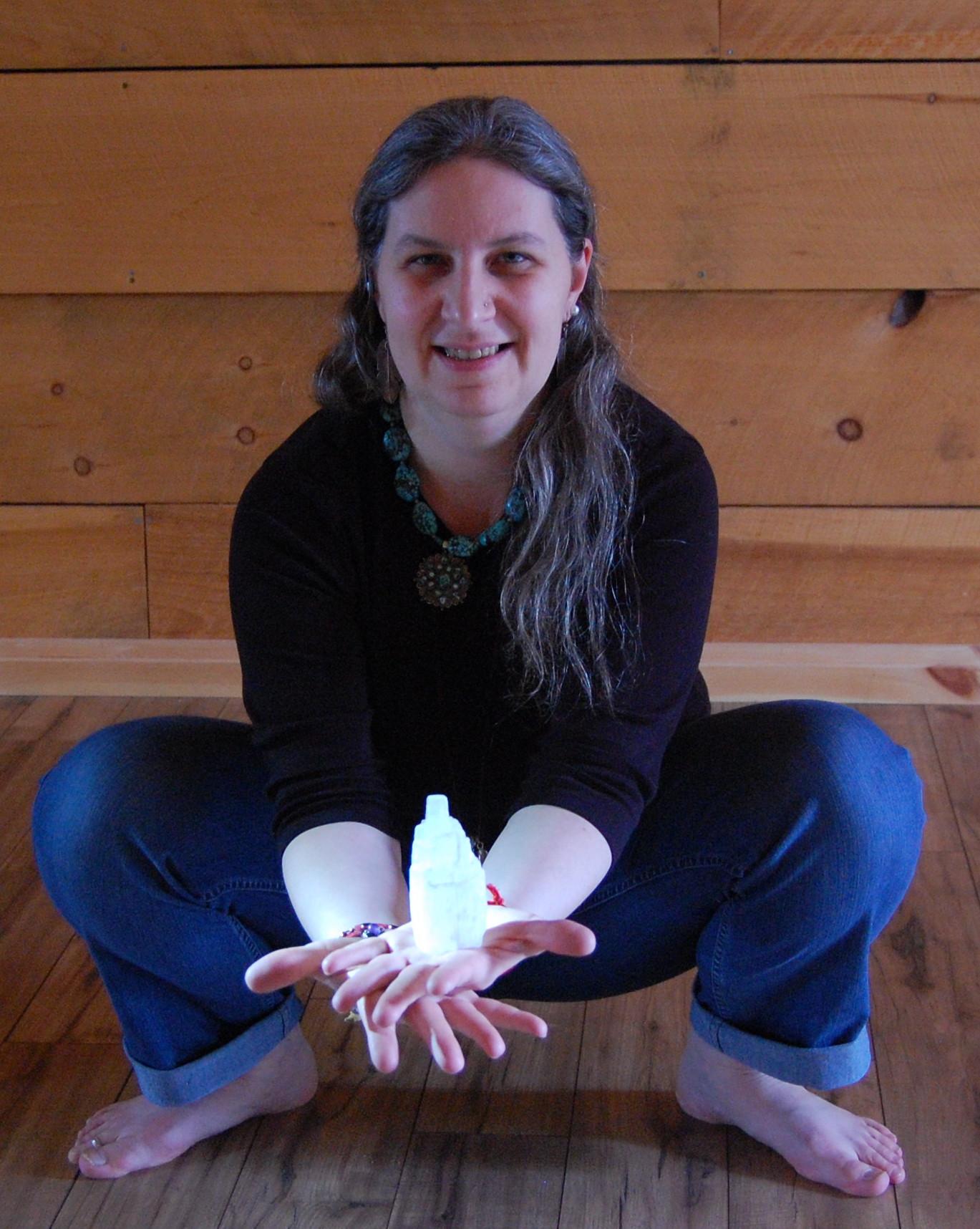 Jennifer VanBenschoten - Yoga Instructor