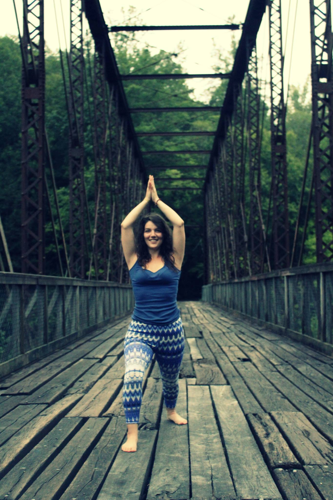 Brittany Bosewell - Studio Manager + Yoga Instructor