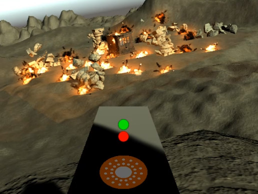 Air Strike Laser Painting System Unity Asset Store - •	3 Air Strike Options (Cluster Bomb, Bunker Buster and Orbital Death Ray)
