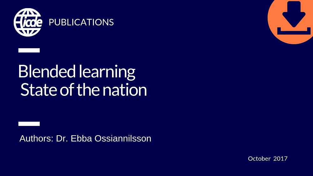 Blended Learning State Of The Nation