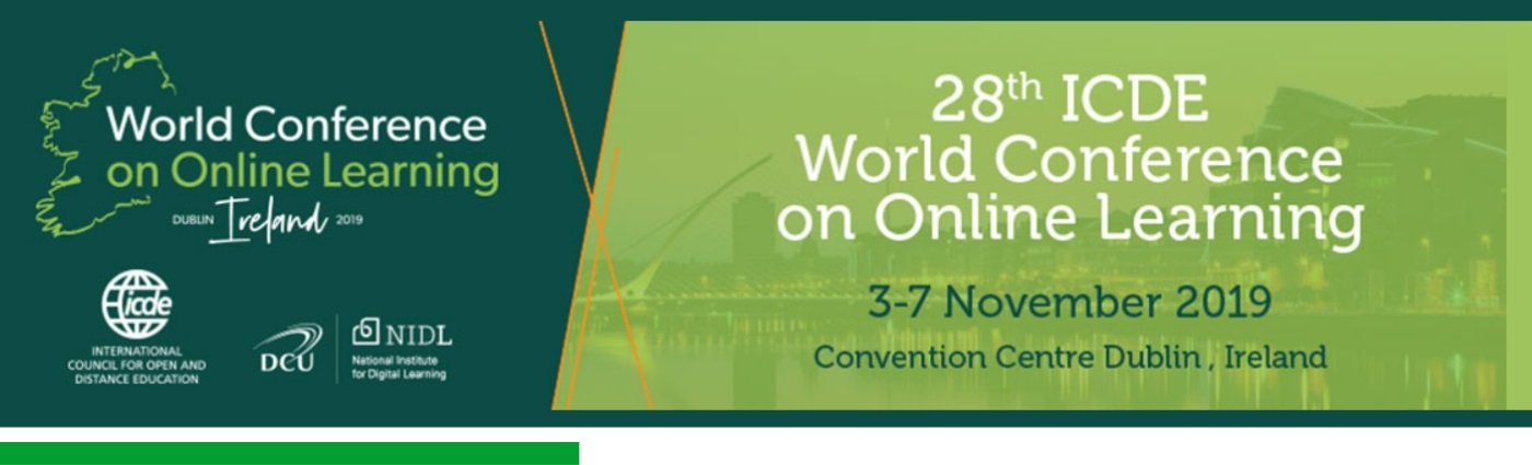 28th ICDE World Conference on Online Learning — ICDE