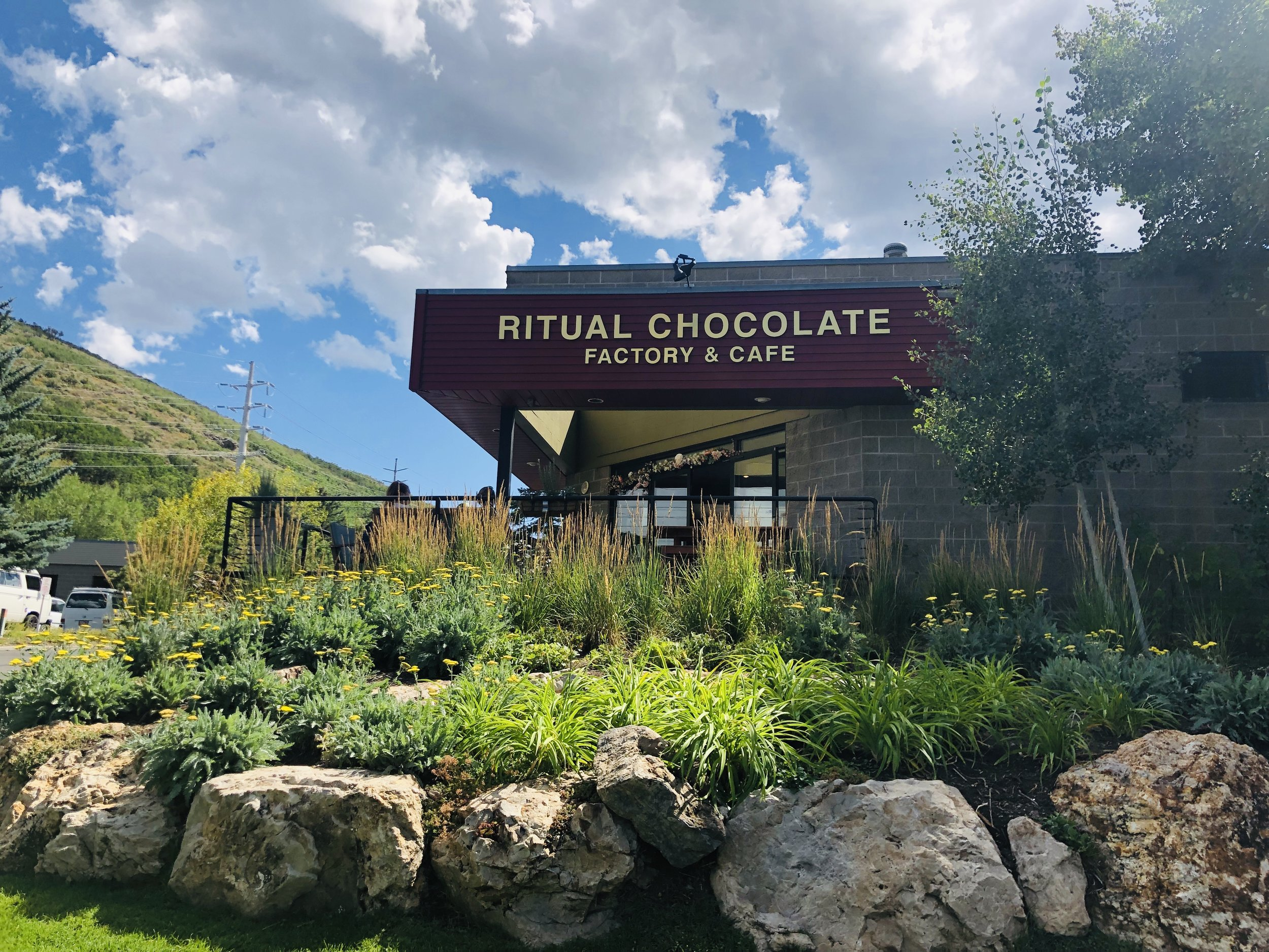 Ritual Chocolate Factory and Cafe