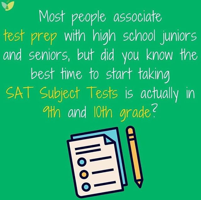 Great advice on test prep and #sat subject tests from @followivywise - - #college #collegeapplications #collegeadmissions #adviceforstudents #adviceforhighschoolers #testing #sat #act #testprep #standardizedtests #parenting #parentingmadeeasier #highered 📝📚🎒🎓