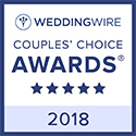 Wedding Wire - Weddings by Sam - Couples Choice Awards 2018.jpg