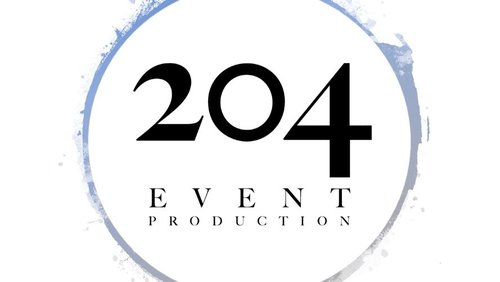 Brought to you by 204 event production