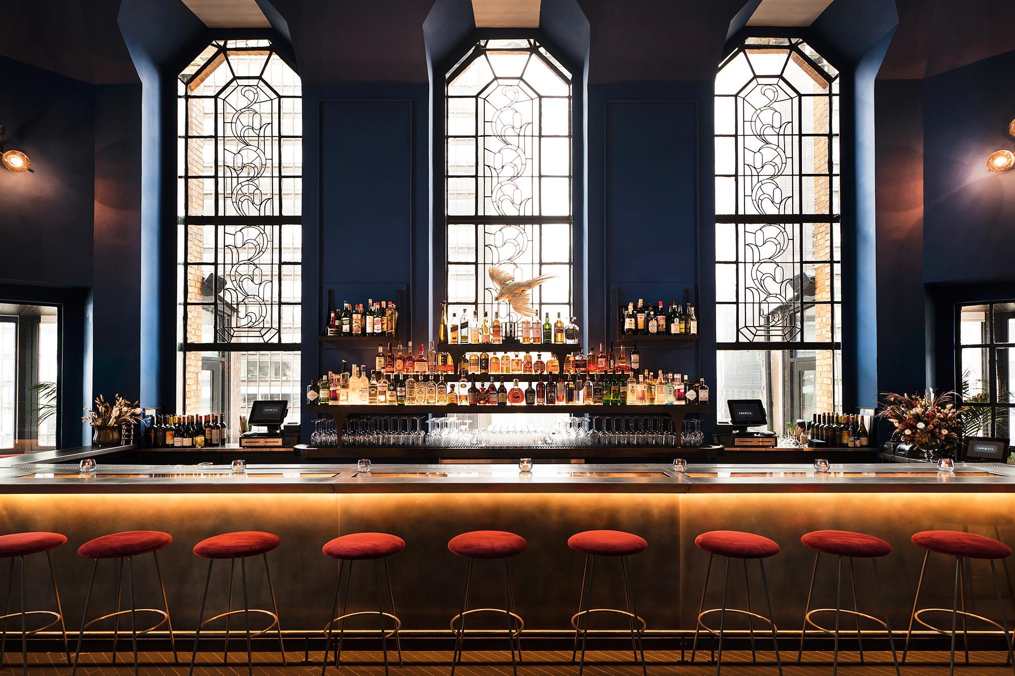 Bar Stools & Chairs -