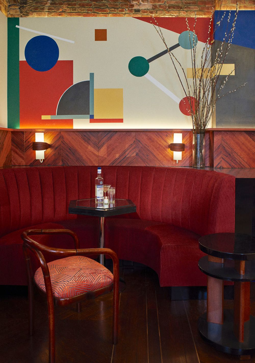 Restaurant Booths -