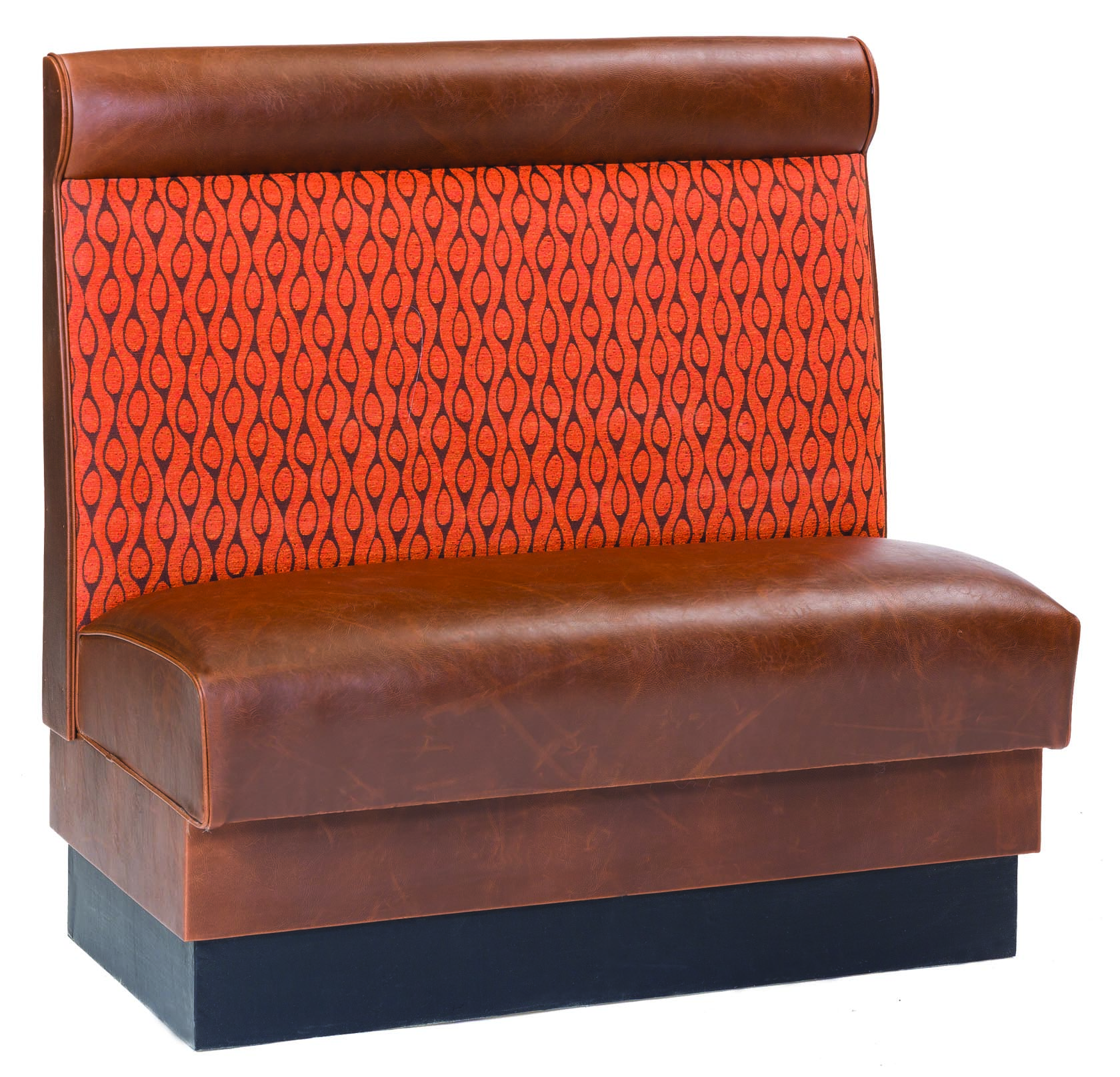 #2500 Smooth Back with Headrest