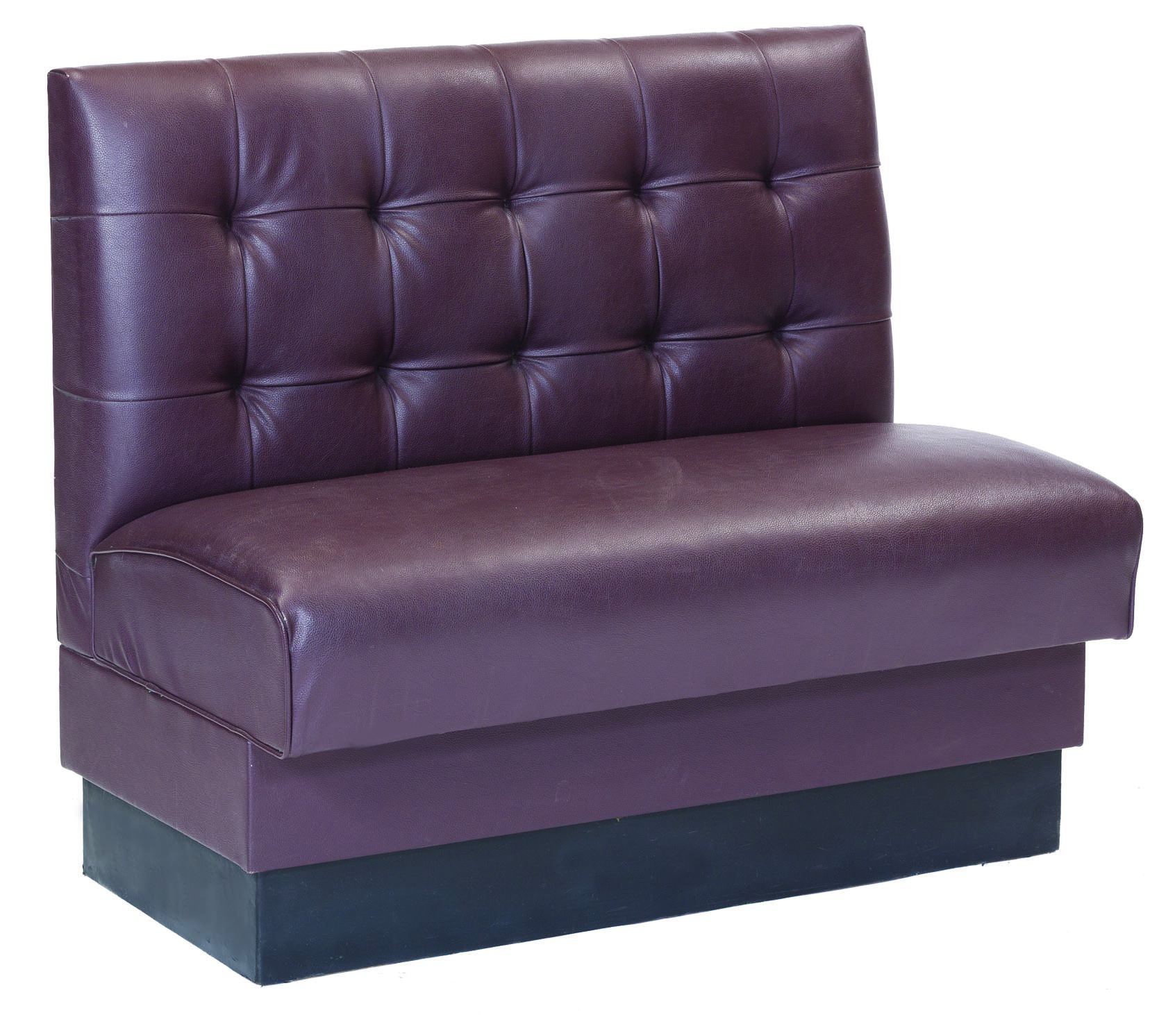 #4900 Square Tufted Back