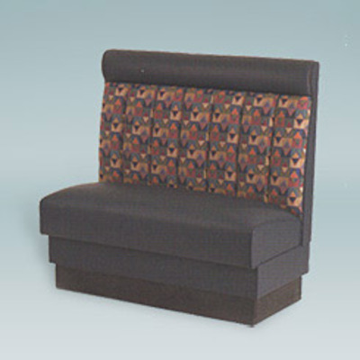 #4500 Channel Back with Head Rest