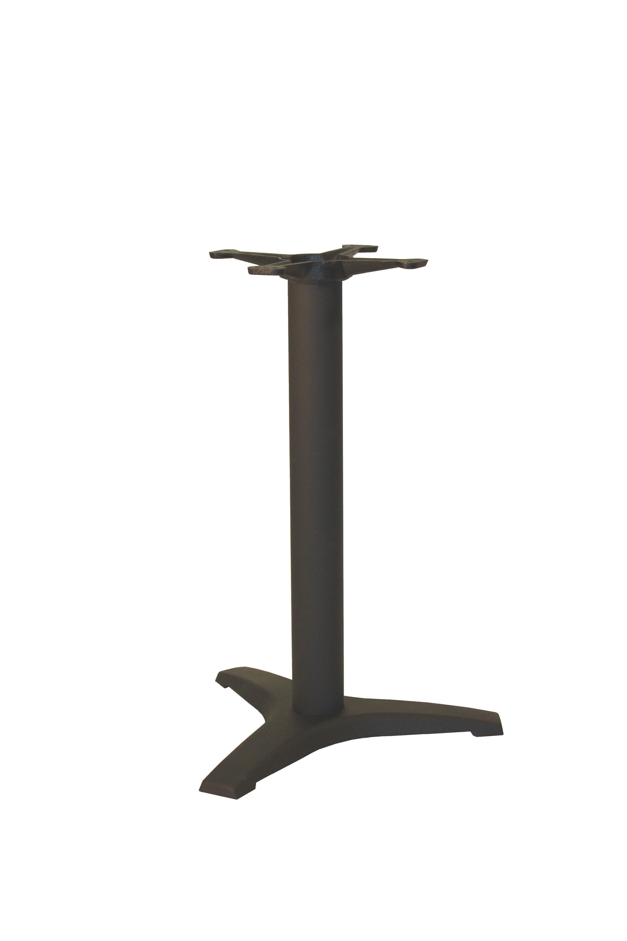 B12 - Cast Iron Table Base/ Steel Column