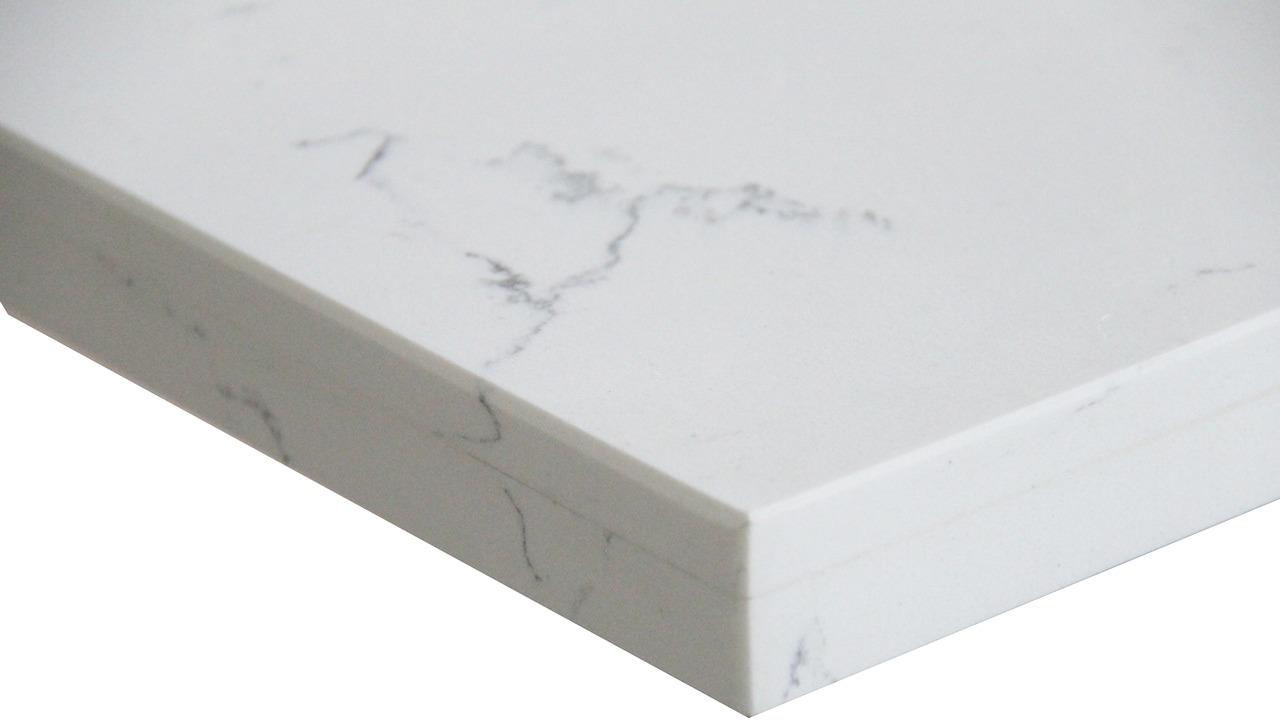 Quartz Tabletop - Plywood Core